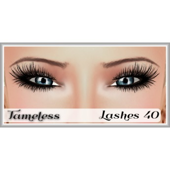 Tameless Lashes 40