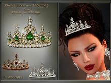 [<  Lazuri  >] MVW2013 Empress Josephine Tiara SALE