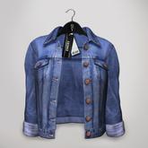 Emery - Denim Jacket Hollywood Dark