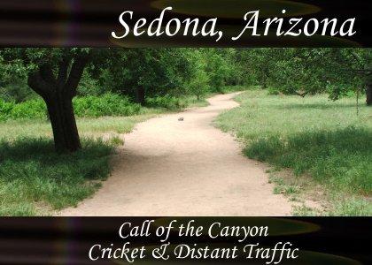 Atmo-AZ-Sedona - Call of the Canyon Cricket Traffic 0:50