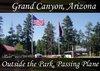 Atmo-AZ-Grand Canyon - Outside Park Passing Plane 1:20