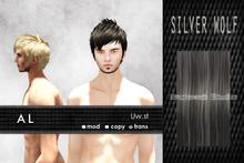 Uw.st   AL-Hair  Silver wolf