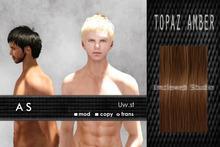 Uw.st   As-Hair  Topaz amber