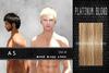 Uw.st   As-Hair  Platinum blond