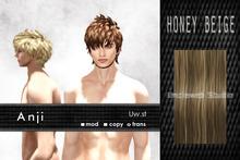 Uw.st   Anji-Hair  Honey beige