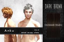 Uw.st   Anku-Hair  Dark brown