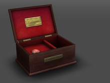 One - Music box - Lilium (BOXED)