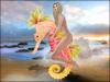 Boudoir -Wearable Seahorse