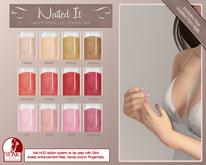 Nailed It - Slink - French Manicure - Pastels Set