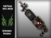 Shotgun FULL PERM Mesh Artecious Designs