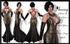 ***ARMONY Igs81 Diva B Gown ~ Lolas Tango Applier