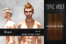 Uw.st   Dan-Hair  Topaz amber