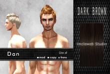 Uw.st   Dan-Hair  Dark brown