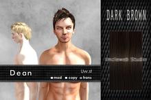Uw.st   Dean-Hair  Dark brown