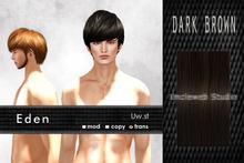 Uw.st   Eden-Hair  Dark brown