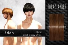 Uw.st   Eden-Hair  Topaz amber