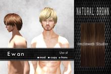 Uw.st   Ewan-Hair  Natural brown