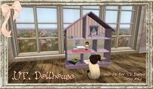 .useful toys. DollHouse,Promo, boxed V2