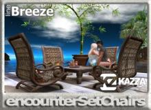 KAZZA - EncounterSetChairs - furniture