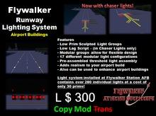 Flywalker Runway Lighting System 3.0