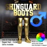 ShinGuardBoots - Male