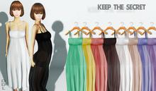 [DDL] Keep the Secret Dress (Gold)
