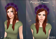[Wishbox] Festival Crown (Multi)