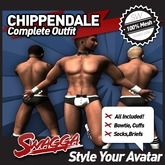 [SWaGGa] Chippendale Outfit BX
