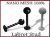 T-3D Creations [ Labret Stud No.2 ] MESH - Full Perm -