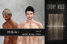 Uw.st   Hibiki-Hair  Ivory wood