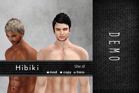 Uw.st  ::DEMO::  Hibiki-Hair