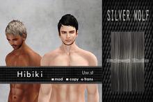 Uw.st   Hibiki-Hair  Silver wolf