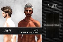 Uw.st   Jeff-Hair  Black