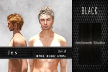 Uw.st   Jes-Hair  Black