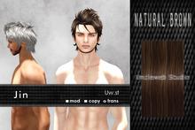 Uw.st   Jin-Hair  Natural brown