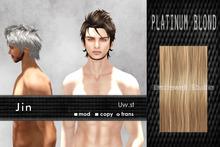 Uw.st   Jin-Hair  Platinum blond