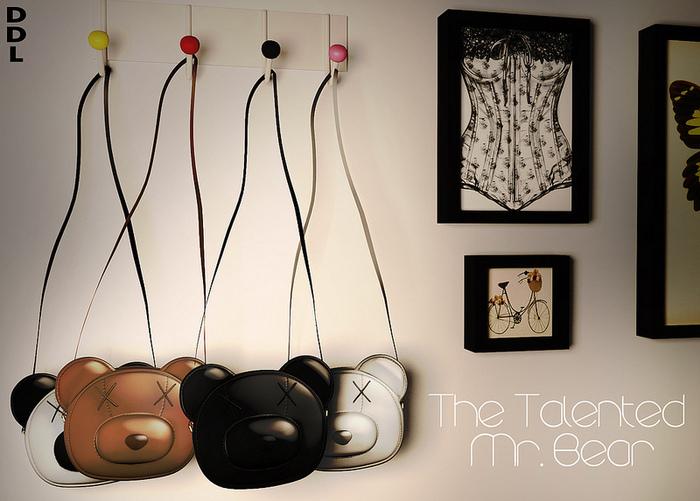 [DDL] The talented Mr. Bear (panda)