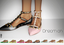 [DDL] Dream On (Black)
