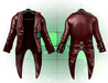 :{F.A.D.}: Rebel Men's Leather Jacket Buccaneer ::Tailcoat and Short Versions::