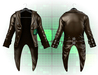 :{F.A.D.}: Rebel Men's Leather Jacket Birch ::Tailcoat and Short Versions::