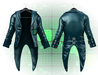 :{F.A.D.}: Rebel Men's Leather Jacket Nile ::Tailcoat and Short Versions::