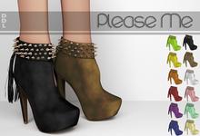 [DDL] Please Me (Pink)