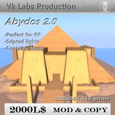 Abydos 2.0 [Boxed]