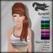 Tameless Hair Lanore (MESH) - Fantasy
