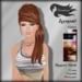 Tameless Hair Lanore (MESH) - Fades