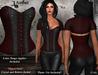 DE Designs - Amber - Red