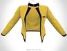 * MIMOSA * - Roley Yellow Blazer