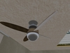 Icarus Ceiling Fan with  Light