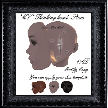 *MV* Thinking head - Stars