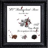 *MV* Thinking head - Roses